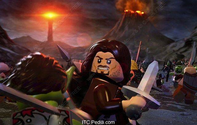 LEGO The Lord of the Rings MAC
