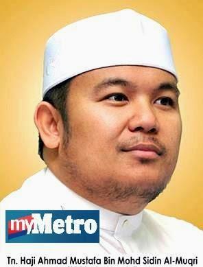 Imam Besar Masjid Shah Alam meninggal dunia