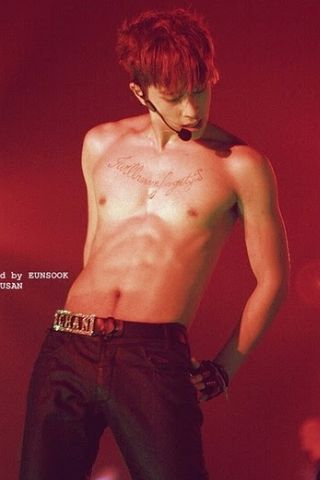 pics top 10 hottest korean abs stars the priders