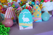 Wants and Wishes: Party planning: Whimsical Easter Bunny's Candy Garden . image easter printables basket whimsical easter bunny candy garden party printables party