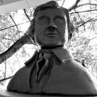 Busto de Thomas Jefferson: Autor da Declaração de Independência dos Estados Unidos da América.