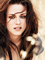 How to get Kristen Stewarts  hairstyle: Set the hair  all back onto heated ...