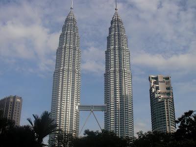 Torres Petronas de Kuala Lumpur en Malasia - que visitar