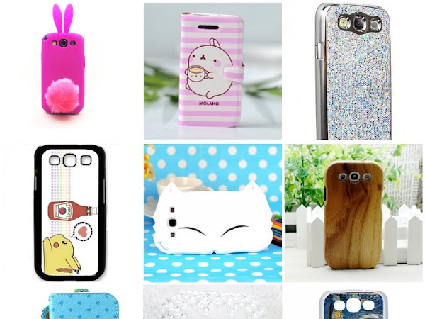 My 9 favorite Samsung Galaxy S3 Phone Cases