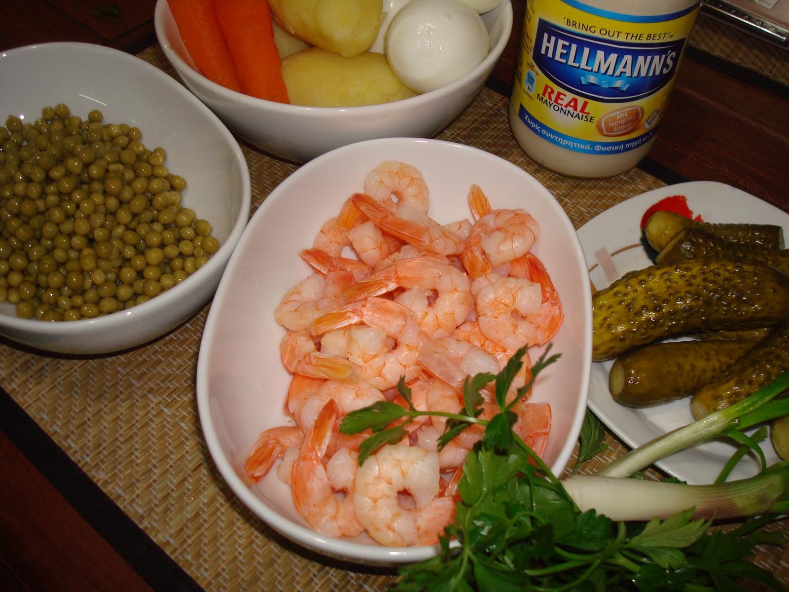 Маринованные креветки рецепт с пошагово