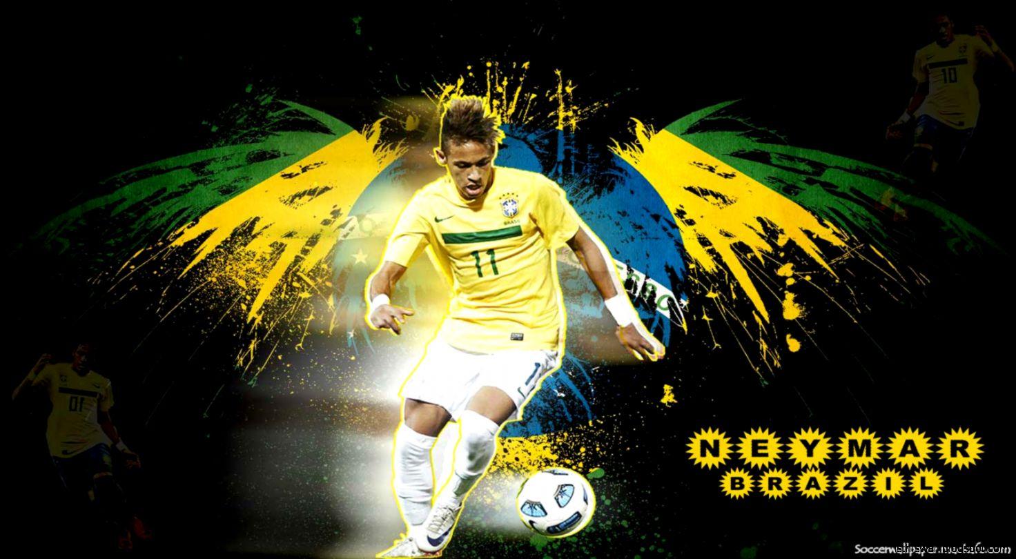 neymar brazil wallpaper this wallpapers