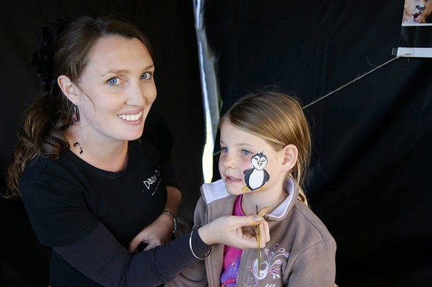 Artist Transforms Children's Faces Into Fantasy Creatures-6
