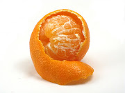 Chinese New Year Post: Mandarin Oranges (mandarin orange in peel )