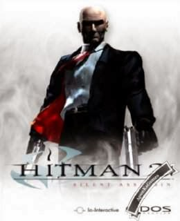 Hitman 2 - Silent Assassin Cover, Poster