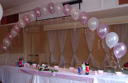Balloon designs pictures balloon arches for weddings for Balloon decoration how to make