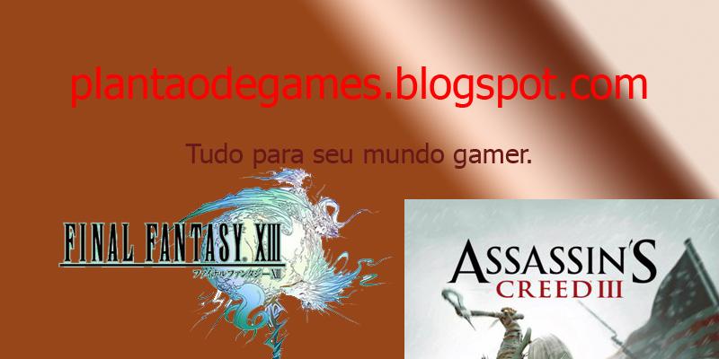 Plantão D'games