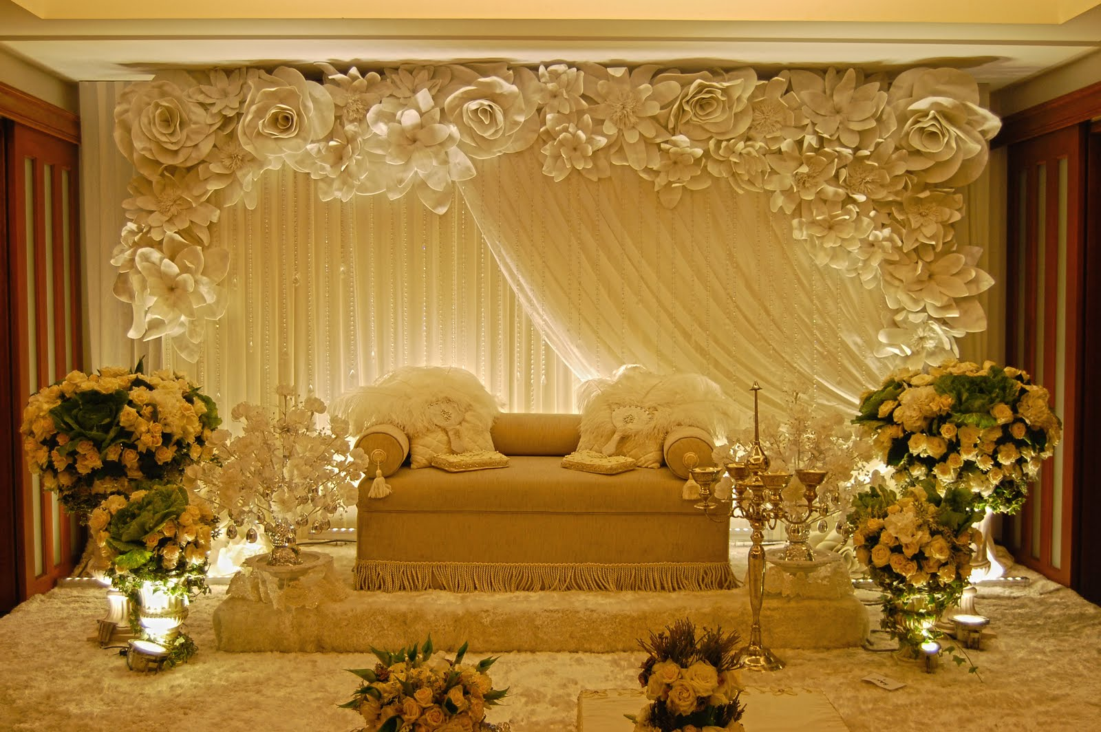 1000 images about wedding backdrop idea on pinterest for Backdrop decoration ideas