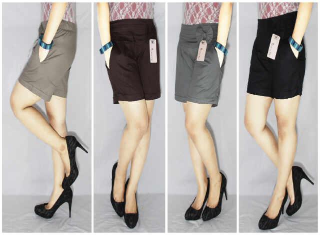 Berikut ini adalah model celana pendek wanita terbaru di tahun 2013