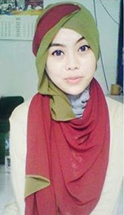 Tutorial Hijab Unik