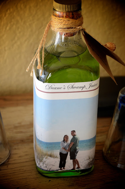 personalized labels for wedding bottles