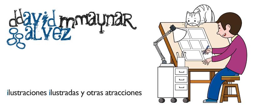 David Maynar ilustraciOn