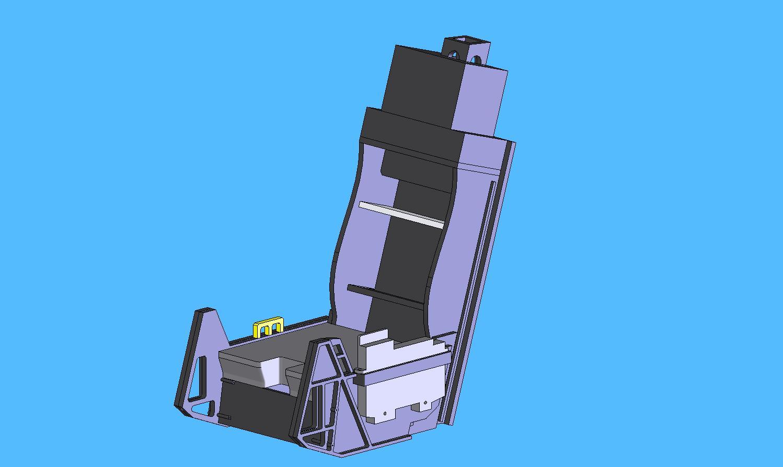 nicolas b   dessin plans sur solidworks