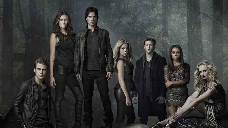 The Vampire Diaries - Diários de um Vampiro - 2ª Temporada Torrent Imagem