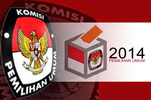 PEMILU 2014 milik Golkar, PDIP, dan Gerindra.