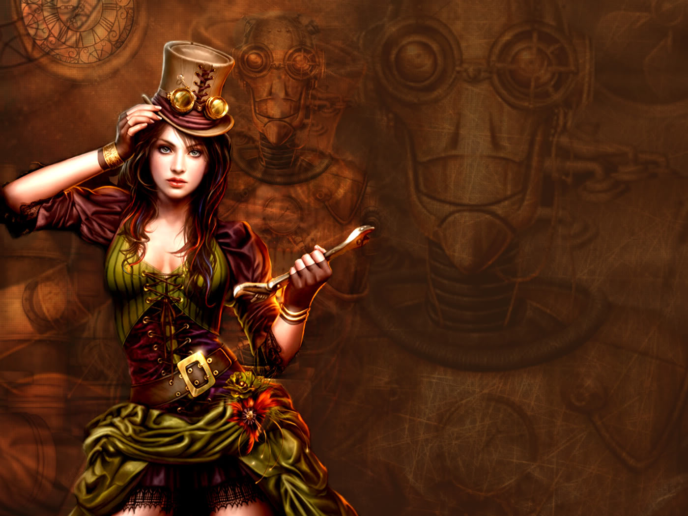 steam punk anime steampunk - photo #34