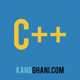 Contoh Program C++ Array Memasukkan Banyak Nilai