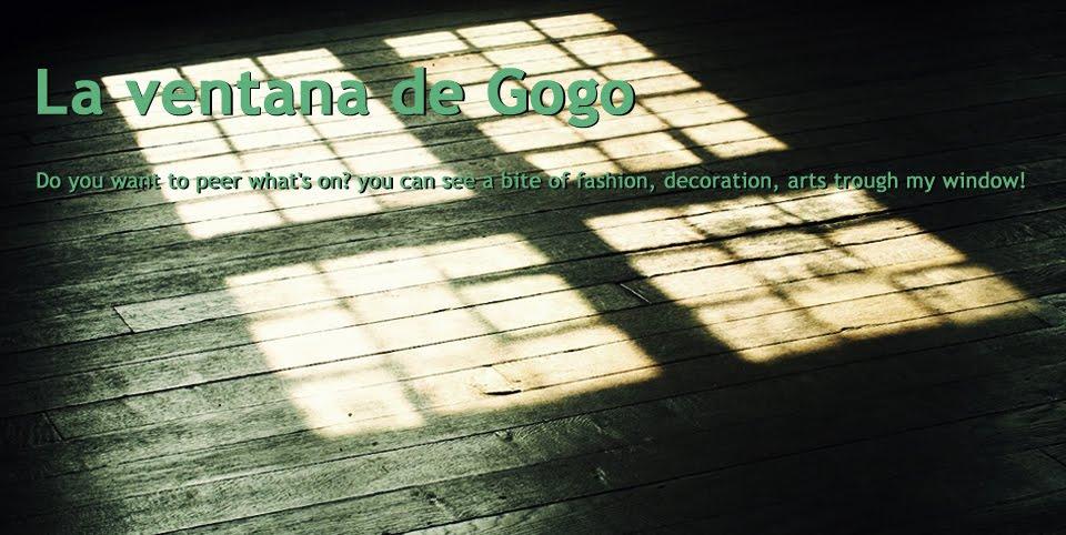 La ventana de Gogo