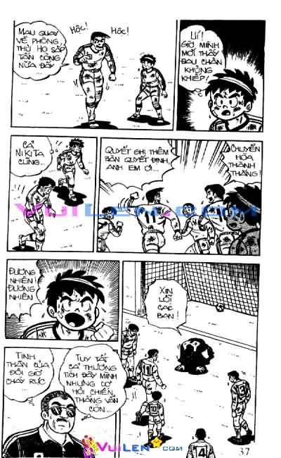 Jindodinho - Đường Dẫn Đến Khung Thành III  Tập 17 page 37 Congtruyen24h