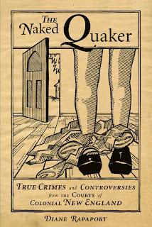 The Naked Quaker by Diane Rapaport