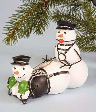 Trang Trí Cây Noel Sexy
