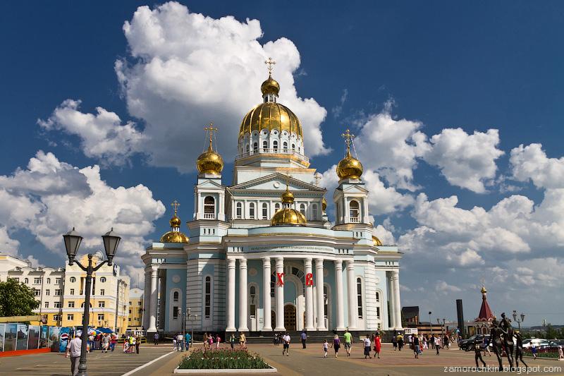 Кафедральный собор святого праведного воина Фёдора Ушакова