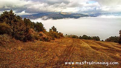 Atazar trail running