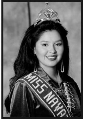 About the importance of basketry, Karen Leuppe, Miss Navajo Nation 1994-95 ...