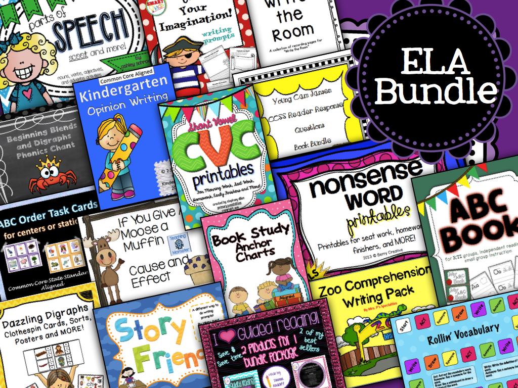http://www.teacherspayteachers.com/Product/Teachers-for-Taytum-ELA-Bundle-March-of-Dimes-Fundraiser-1164453