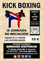 Iniciación al Kick Boxing