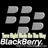 Turn Flight Mode On The BlackBerry