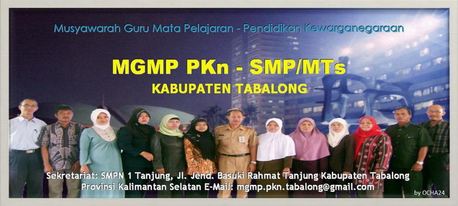 MGMP PKn SMP/MTs Kab. Tabalong