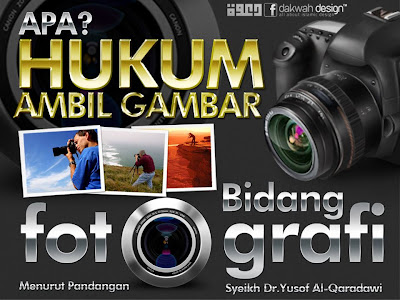 Hukum Mengambil Gambar Bidang Fotografi