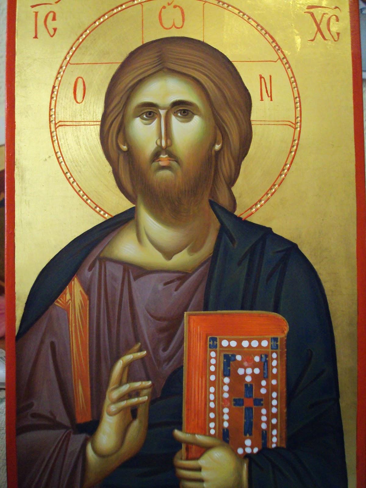 Iconos Bizantinos Ortodoxos: ICONOS CON EL SEÑOR JESÚS Christ As Pantokrator
