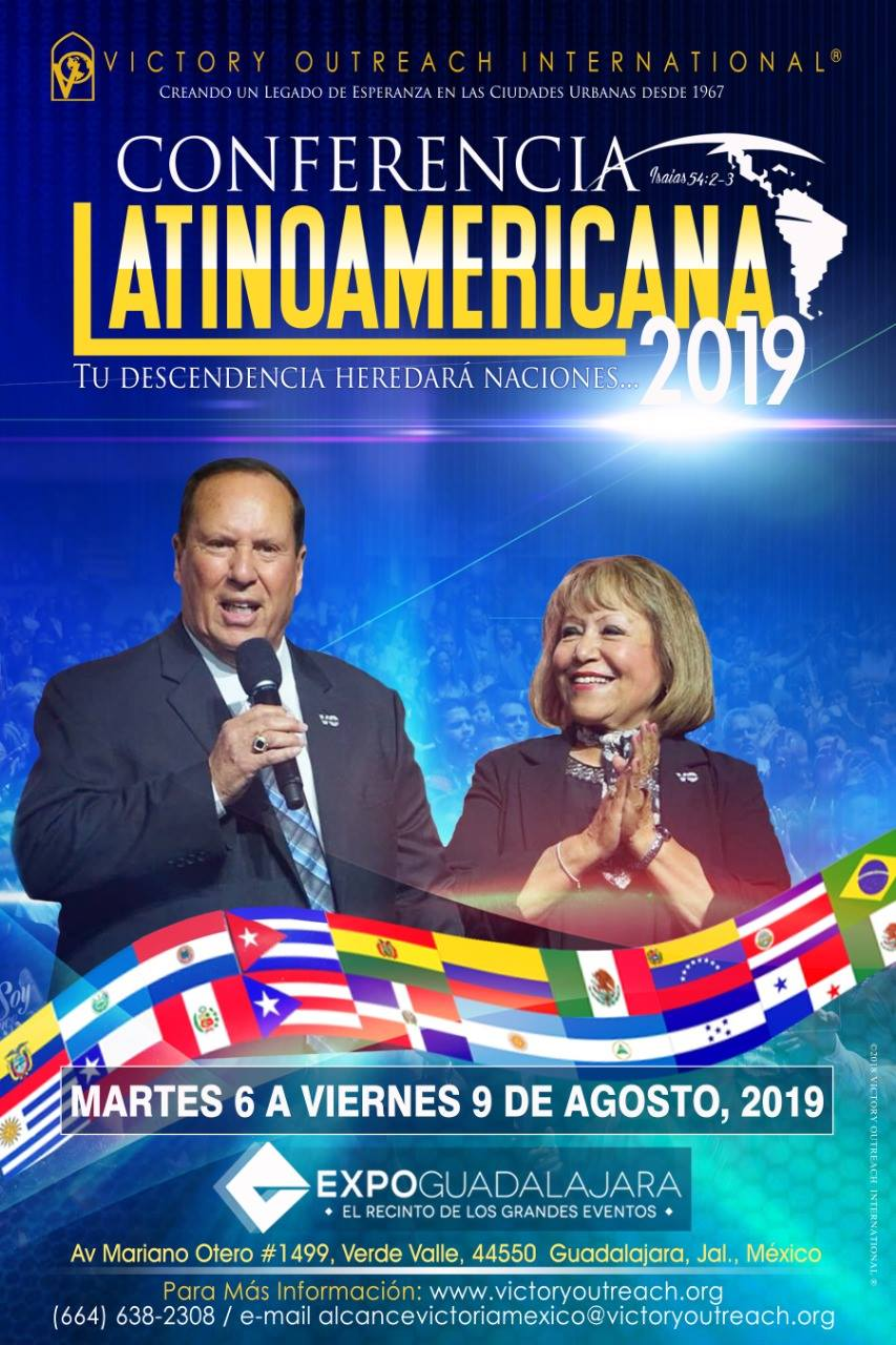 Conferencia Latinoamericana 2019