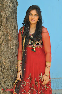 Deepsika Picture Gallery in Salwar Kameez at Jayan Creations Movie Opening  0015