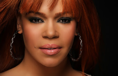 American Singer Faith Evans HD Wallpaper