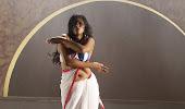 Priyamani unseen pics from tikka white saree