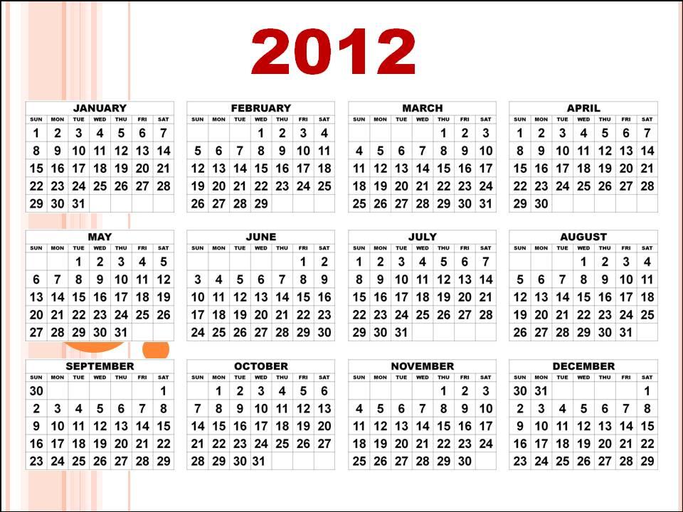 october 2012 calendar. January+2012+calendar+