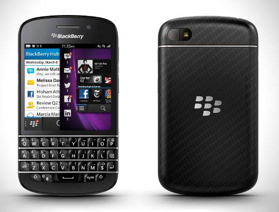 Blackbbery Ontario dan Blackberry Jakarta