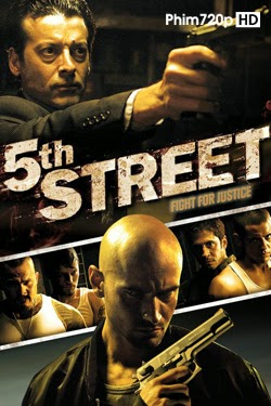 5th Street 2013 poster