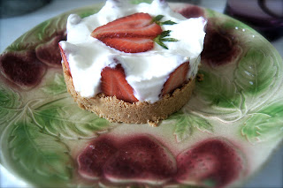 Cheesecake Light Yogurt Greco