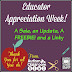 Educator Appreciation! A SALE! A Freebie! What's In Your Cart Linky and Updates