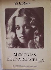 """Traduction argentine du """"Journal d'une femme de chambre"""", date inconnue"""