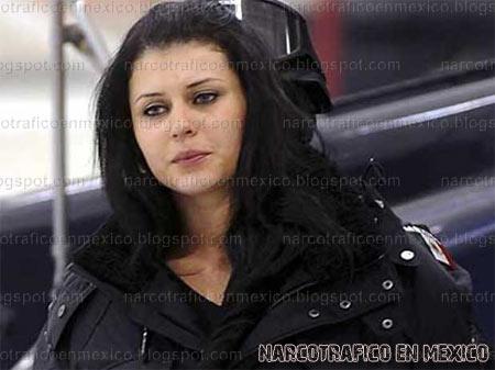 Colombiana Juliana Sosa. ayer a Juliana Sossa Toro,