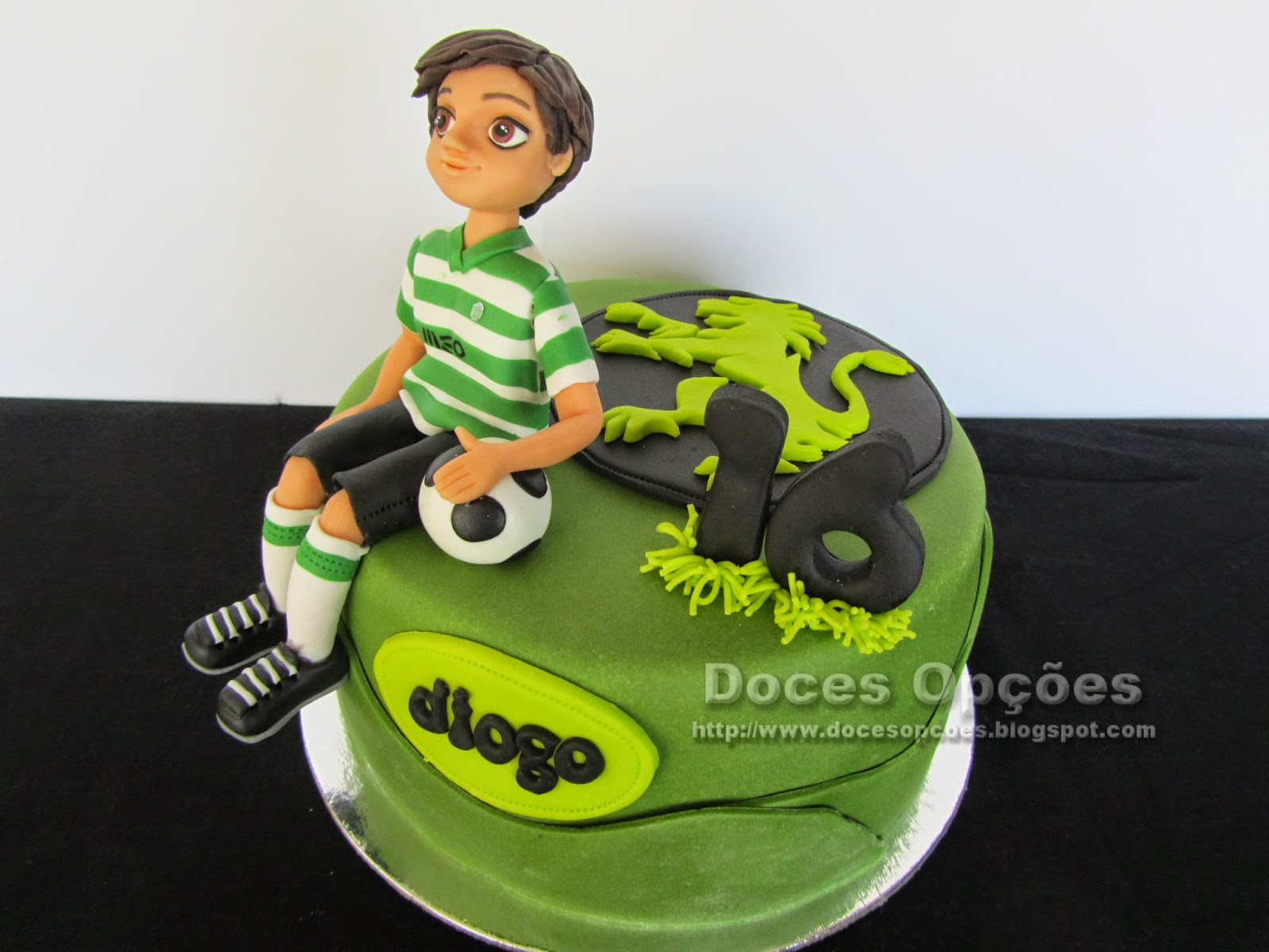 bolo festa sporting bragança
